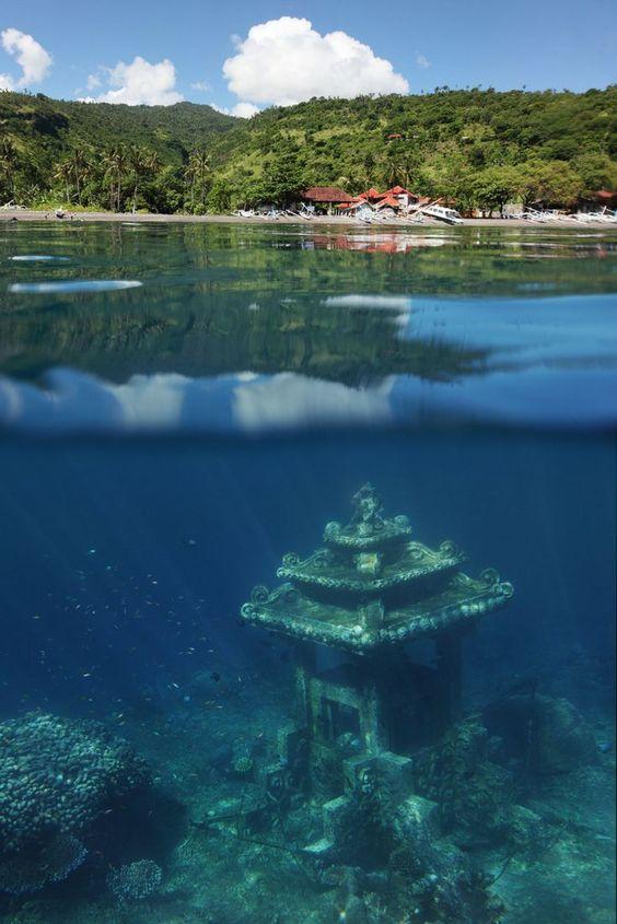 Plongée Amed Bali, célèbre pour ses différents types de plongée